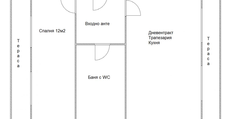 Панел 46м2